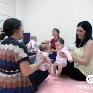 BABY YOGA DE REGRESSO AO CENTRO DO BEBÉ!