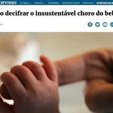 COMO DECIFRAR O INSUSTENTÁVEL CHORO DO BEBÉ