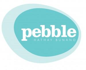 Brinquedos Pebble Logo