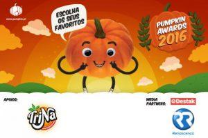 Pumpkin Awards 2016 Centro do Bebe
