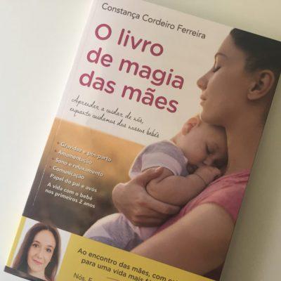 """""""O Livro do Magia das Mães"""""""