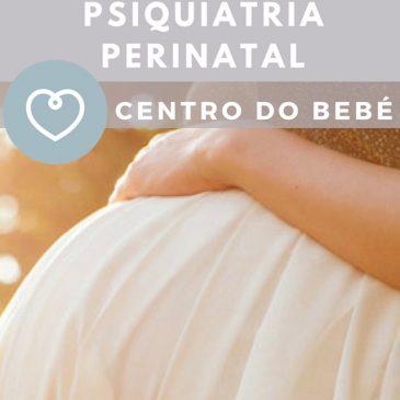 CENTRO DO BEBÉ CRIA NÚCLEO DE PSICOLOGIA E PSIQUIATRIA DA PERINATALIDADE