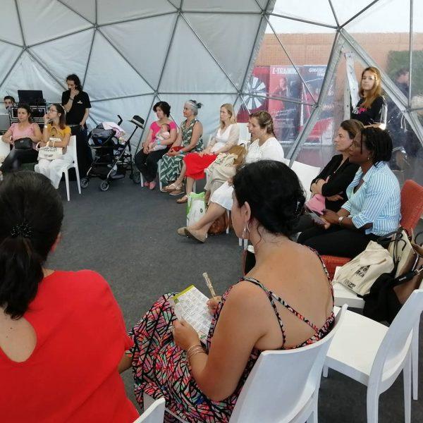 Mindfulness para grávidas e mamãs, com Mariana Cordeiro Ferreira